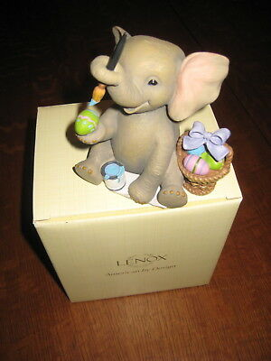 Lenox Little Easter Elephant