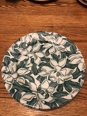 tepco china, 11 Inch Hibiscus Plate