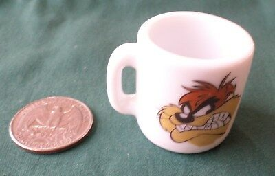 Looney Tunes Tazmanian Devil Miniature Cup, Warner Bros 2003