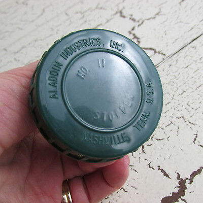 Vintage Aladdin Stanley Thermos Stopper No. 11 Replacement Plug A-944DH USA