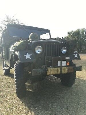 1952 Willys M38A1 Great Condition M38 A1 1952 Willys Jeep