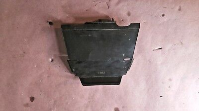 1984 Honda Ch 125 Elite Tail Plastic Cover Plate  Ch125($$7)