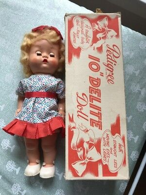 Pedigree Baby Doll Original Clothing Lovely Condition 10 Inch