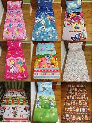New Babushka Princess, Little Pony, Smurf, Frozen, Hello Kitty Cot fitted sheet