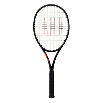 2018 Wilson Burn Black100S CV Tennis Racquet 4 3/8 And Other Grip Sizes
