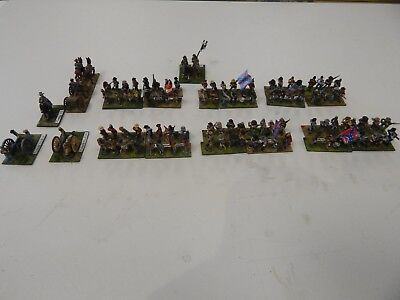 15mm metal painted Confederate Force