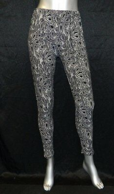 WHOLESALE RESELL NEW Black Pink Blue Leopard Multi Print OS Leggings 25 pc Lot
