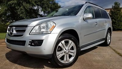 2009 Mercedes-Benz GL-Class GL450 Mercedes GL450 with factory DVD & screens in headsets