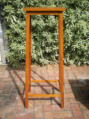 Timber Plant Stand
