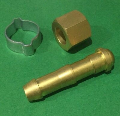 Bossweld Crimp Connector Kit for 10mm RH (Oxy)