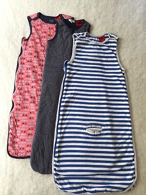 Purebaby, Cotton On Baby Sleeping Bags Size 18-36 Months