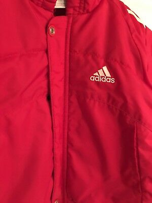 Adidas Originals Fall/ Spring Coat with hood, Size 9-12 Months