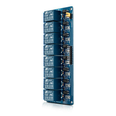kwmobile  8 channel relay module with 5V for Arduino