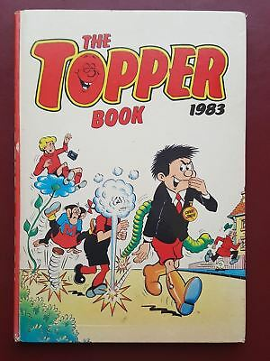 The Topper Annual 1983 - Hardback Book