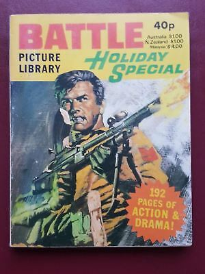 Battle Picture Library Holiday Special 1980 - Comic Book
