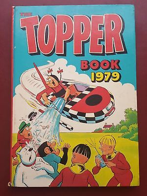 The Topper Annual 1979 - Hardback Book (2)