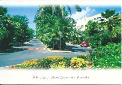 Murray Views Postcard , MKY 9 , Mackay , North Queensland (C)