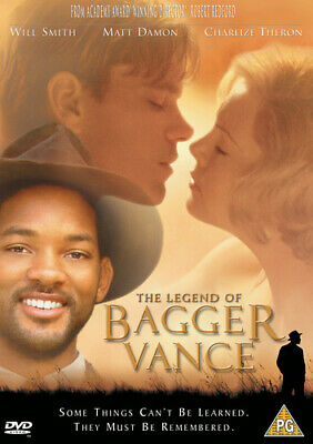 The Legend of Bagger Vance DVD (2002) Charlize Theron, Redford (DIR) cert PG