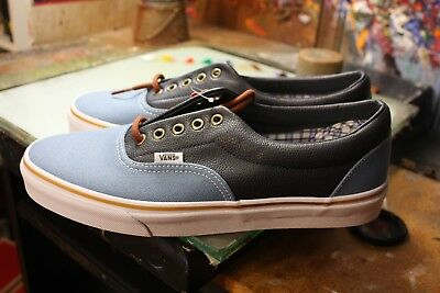 dca01806b6 VANS ERA (LEATHER Quarter) Cornt Blue Navy NIB Size US 11 Men s VN ...