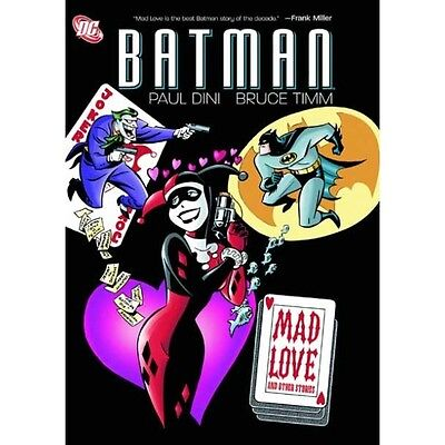 Batman Mad Love And Other Stories TP - Brand New!