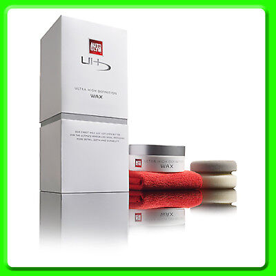 AutoGlym Ultra High Definition WAX Kit  [UHDWAX]