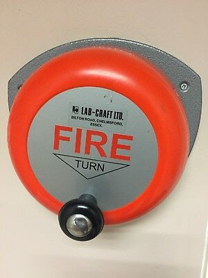 Fire Alarm Rotary Bell Clanger