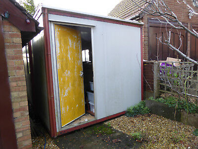 Used office/storage Portacabin 6.5m by 2.6m