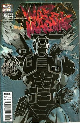 Marvel Legacy - The Punisher #218 - Lenticular Variant - First Print