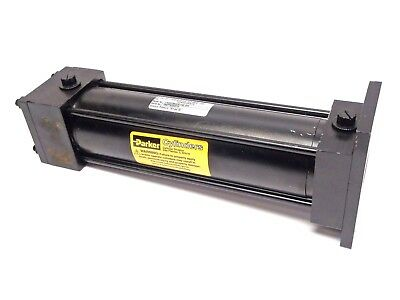 Parker Cylinders 1H2A0000250570 Pneumatic Cylinder 2.50H2ANAUS14A8.000 250 psi