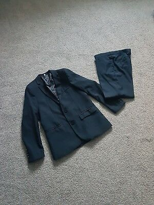 boys M&S suit age 12 years worn once