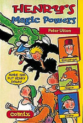 Henry's Magic Powers by Peter Utton (Paperback)