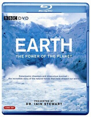 Earth: The Power of the Planet [Blu-ray]