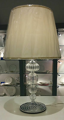 Art Murano - Lamp Crystal h cm 75 - Retailer Authorized