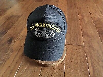 d153e87052a U.s Military Army Paratrooper Airborne Hat Official Ball Cap U.s.a Made