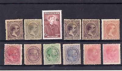 Filipnas Stamps 1897 Mint
