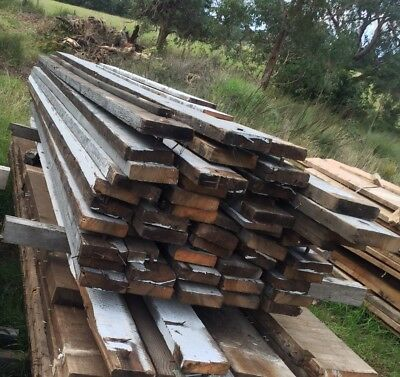 Recycled Oregon Timbers  165x45mm