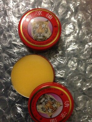 Lot De 2 Baumes Du Tigre Rouge