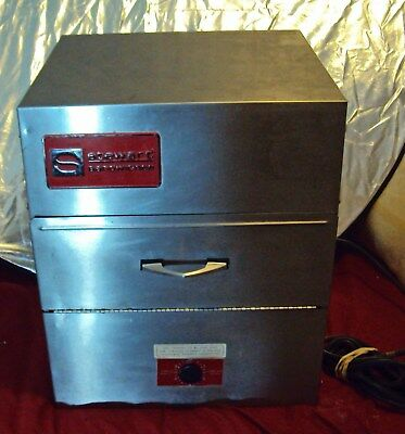 Stewart Sandwiches SS375T3-4 IN-FRA-RED Commercial Infrared Sandwich Oven