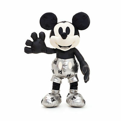 NEW UK Disney Store Mickey Mouse Memories Plush January 2018 - 1/12 - SOLD OUT