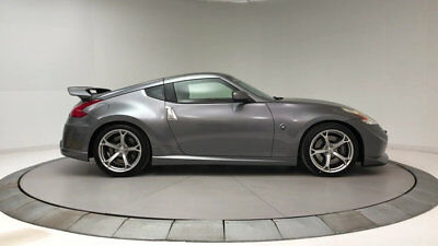 2012 Nissan 370Z 2dr Coupe Manual NISMO 2dr Coupe Manual NISMO Gasoline 3.7L V6 Cyl