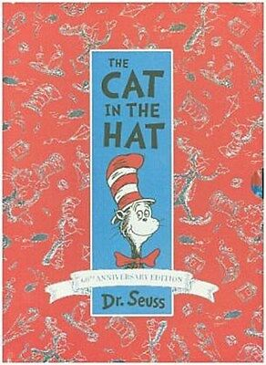 The Cat in the Hat Slipcase edition Dr. Seuss