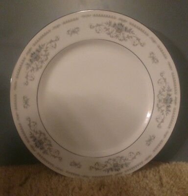 "Fine China of Japan Diane 10 1/4"" Dinner Plate"