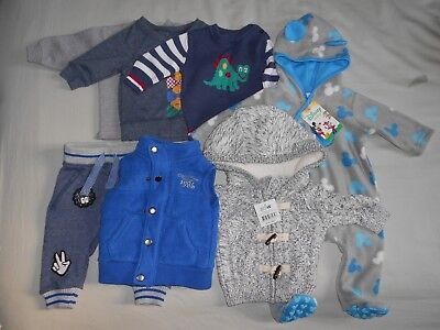 Boys Bundle Winter Clothes 000 & 00, most brand new.