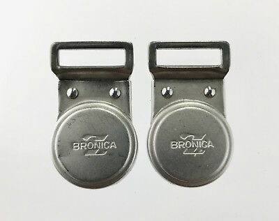 1 pair Strap Lugs for Zenza Bronica S/S2/S2A /C  FREE INTERNATIONAL SHIPPING