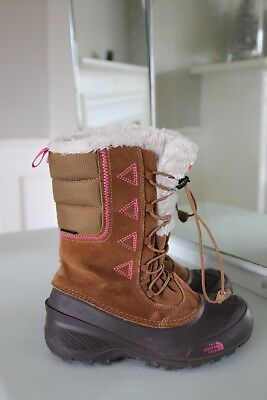 Kids snow boots - The North Face Size US4, Eur 36