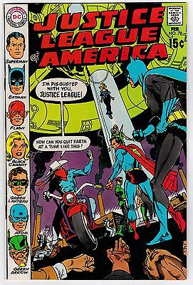 Justice League of America # 78 (1970) NM-