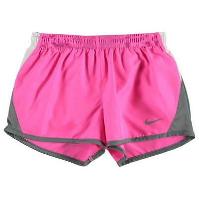 AUTHENTIC NEW Nike Woven Running Shorts Infant Toddler Girls Pink 2 3 4 years