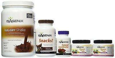Isagenix 9-Day Nutritional Cleanse & Weight Loss Program Pack
