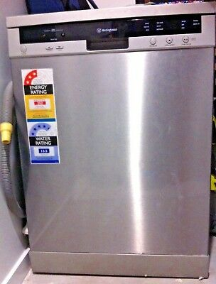 Westinghouse Stainless steel dishwasher 15 plates