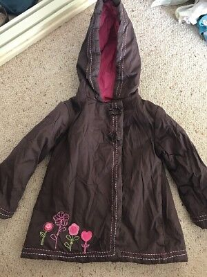 Girls Sprout Coat size 2